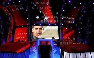"""La convention des démocrates s'ouvre à Denver, dans le Colorado, pour désigner officiellement le """"ticket"""" Barack Obama-Joe Biden pour conquérir la Maison Blanche occupée depuis huit ans par les républicains."""