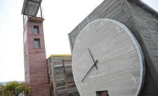 La Villa déchets est installée sur l'écoquartier Bottière-Chénaie à Nantes.