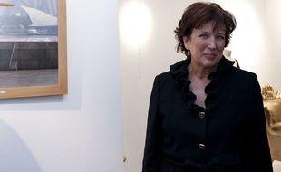 Roselyne Bachelot était ministre de la Santé et des Sports lors du Mondial 2010.