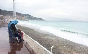 Chaque année, le littoral azuréen est touché par cinq à sept coups de mer.