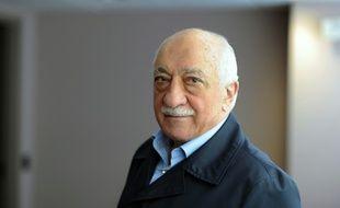 Le prédicateur turc en exil Fethullah Gülen, le 24 septembre 2013 à Saylorsburg, aux Etats-Unis