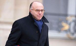 Bernard Cazeneuve, le ministre délégué au Budget, le 27 novembre 2013 à Paris.