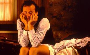 Bill Murray dans le film «Un jour sans fin.