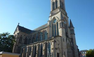 L'église Saint-Joseph, à Belfort.