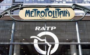 Le siège de la RATP à Paris. (illustration)
