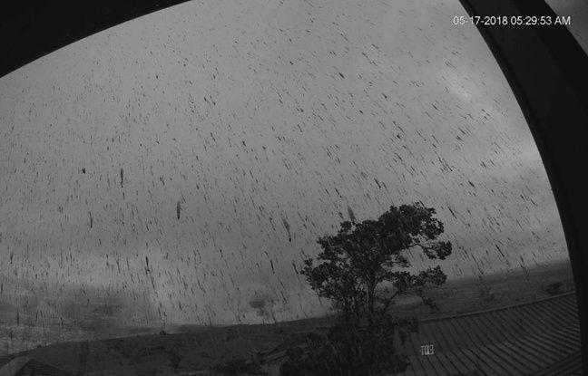 nouvel ordre mondial | Hawaï: Explosion sur le volcan Kilauea, les habitants appelés à s'abriter