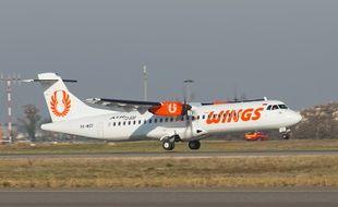 ATR 72/600 de la compagnie indonésienne Lion Group