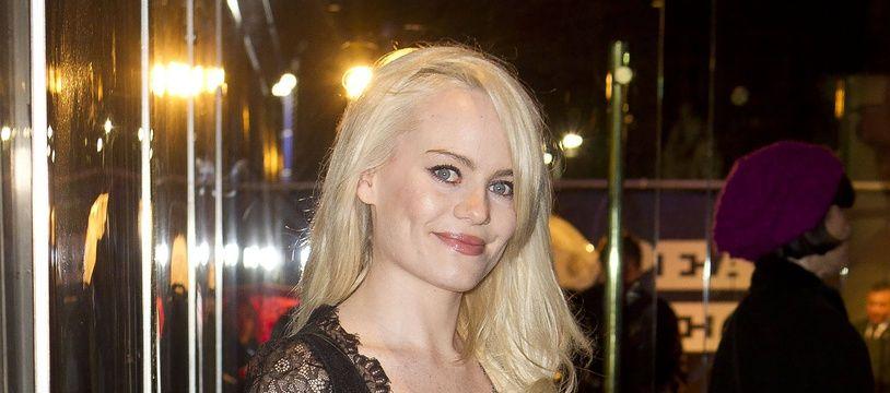 La chanteuse Duffy en décembre 2011