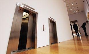 Photo d'illustration d'un ascenseur.