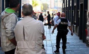 Directeur de la police municipale de Rodez, Pascal Filoé est décédé après avoir été agressé au centre-ville, le 27 septembre 2018.