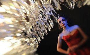 """Au 5e salon du luxe """"Luxury, please"""", qui se déroule à Vienne jusqu'à dimanche, la crise économique semble n'être qu'un lointain souvenir au milieu des stands de bijoux étincelants, de voitures somptueuses et d'argenterie princière."""