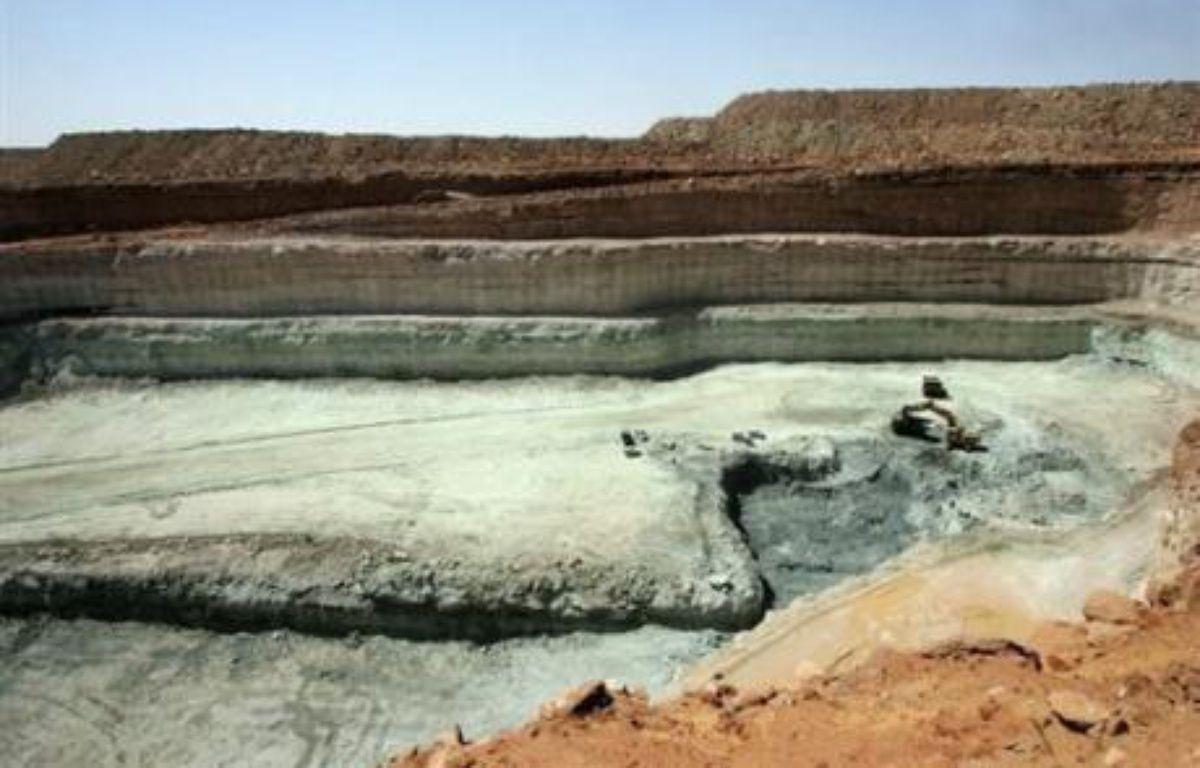 Le Niger et le groupe français Areva ont scellé dimanche à Niamey un partenariat sur l'exploitation et l'achat de l'uranium, mettant un terme à près de huit mois de crise engendrée par un présumé soutien du numéro un mondial du nucléaire civil à une rébellion touareg. – Pierre Verdy AFP/Archives