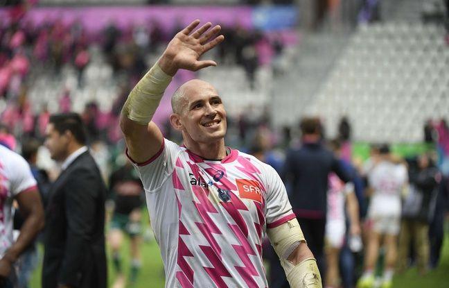 Top 14: La légende Sergio Parisse quitte le Stade Français après quatorze ans au club