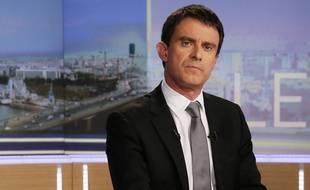 Manuel Valls (illustration).