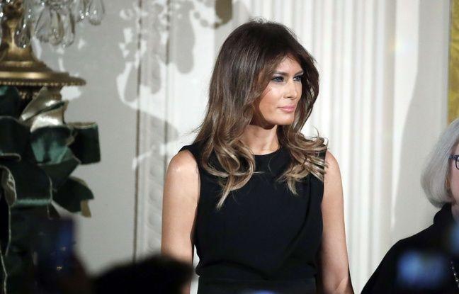 nouvel ordre mondial   VIDEO. Qu'a fait Melania Trump depuis qu'elle est First Lady?
