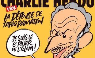 La une de « Charlie Hebdo » le 1er novembre 2017.