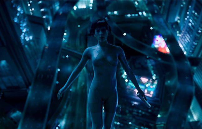 Scarlett Johansson dans Ghost in the Shell de Rupert Sanders