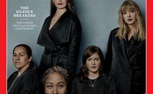 La « une » du Time Magazine le 6 décembre 2017.