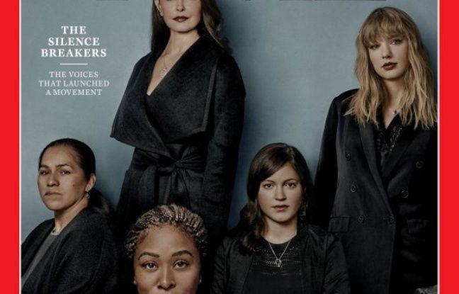 nouvel ordre mondial | Le Time Magazine désigne «personnalité de l'année» celles et ceux qui ont brisé le silence