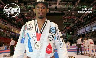 Willy Sirope a été sacré champion du monde dans la catégorie des -69 kg.