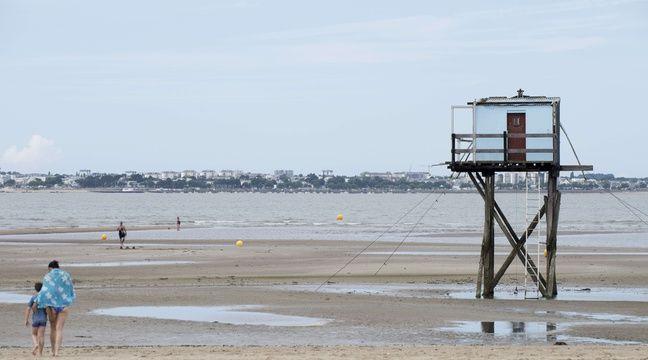 Des galettes d'hydrocarbures s'échouent sur les plages de Loire-Atlantique