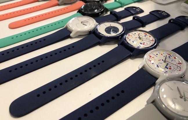 Avec la montre Withings Move, 5850 combinaisons sont possibles.