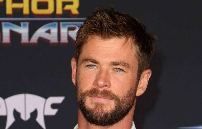 Chris Hemsworth à Los Angeles le 11 octobre 2017.