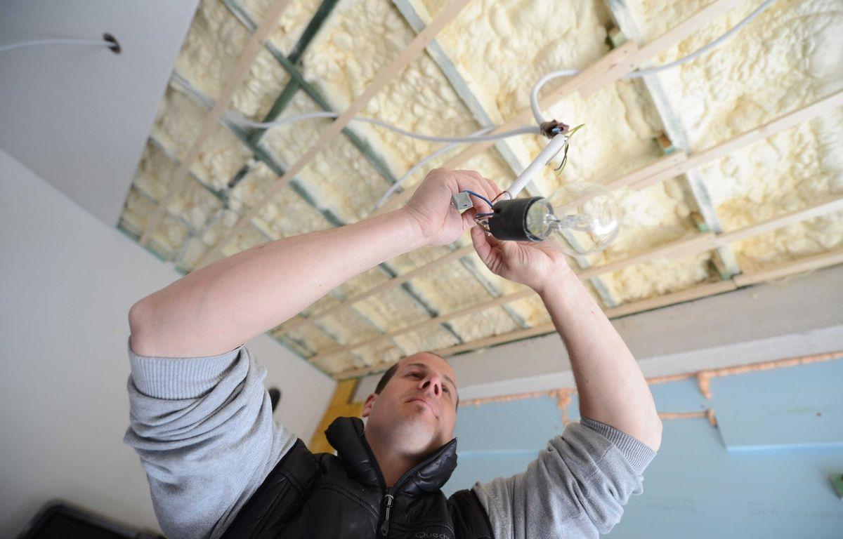 Les services d'Izigloo sont surtout utiles en cas de travaux dans une maison. – SIERAKOWSKI/ISOPIX/SIPA