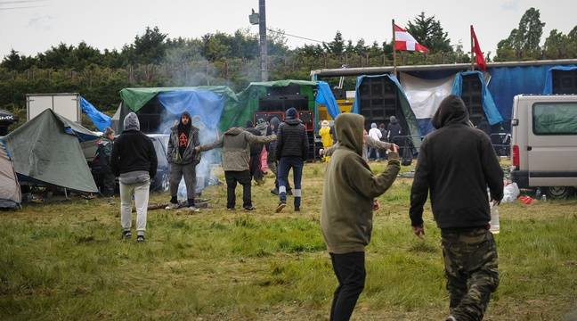 Dijon : 400 personnes participent à une « free-party » avant d'être interrompues par les gendarmes