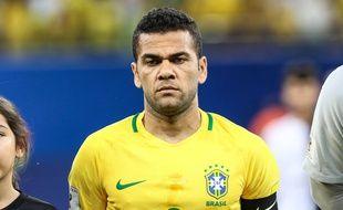Dani Alves ne pourra pas disputer la Coupe du monde avec le Brésil à cause d'une blessure.