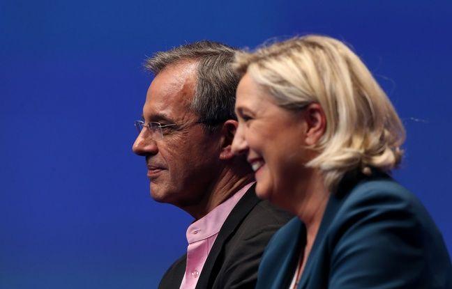 VIDEO. Vaucluse: Thierry Mariani en meeting aux côtés de Marine Le Pen, un coup dur pour la droite locale