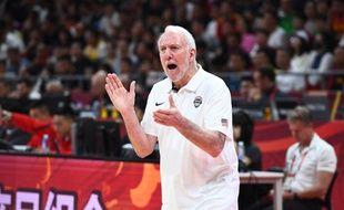 Gregg Popovich est fier de la position de fermeté de la NBA vis-à-vis de la Chine.