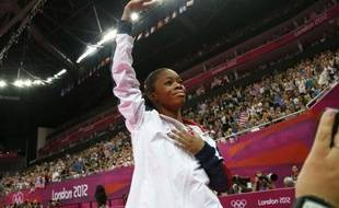En quelques mois, l'Américaine Gabrielle Douglas est passée du rang de gymnaste douée comme il en existe tant d'autres, au grade de double championne olympique aux Jeux de Londres pour avoir su frapper à la bonne porte il y a deux ans