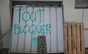 Lancé le 9 avril, le blocage se poursuit à l'université de Strasbourg contre la réforme de l'accès à l'université, où 12 bâtiments sont touchés ce mercredi, malgré le résultat d'un sondage. Illustration