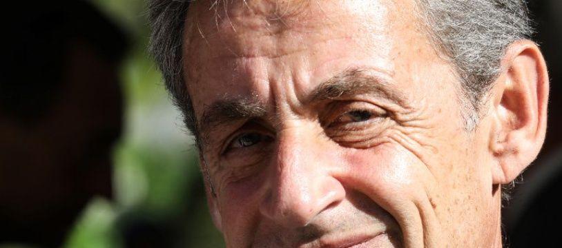Nicolas Sarkozy, le 19 septembre 2018.