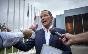 Rodolphe Alexandre, président sortant de la Guyane, affrontera seul ce dimanche une coalition des trois listes vaincues