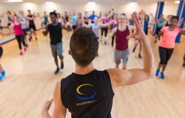 Classe de gym suédoise par Swedish Fit