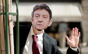 Capture d'écran du clip de «Prends le pouvoir sur moi Jean-Luc», 13 avril 2012.