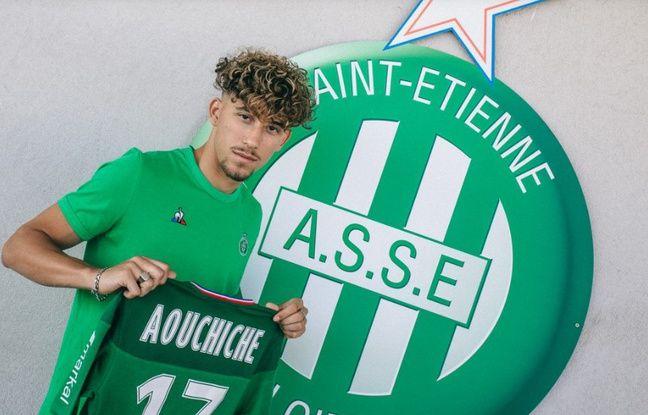 Mercato ASSE: L'espoir du PSG Adil Aouchiche (18 ans) signe son premier contrat pro à Saint-Etienne