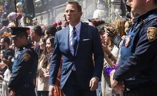 Daniel Craig dans «007: Spectre».