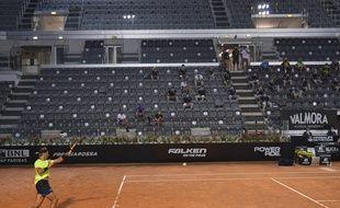 Rafael Nadal à Rome