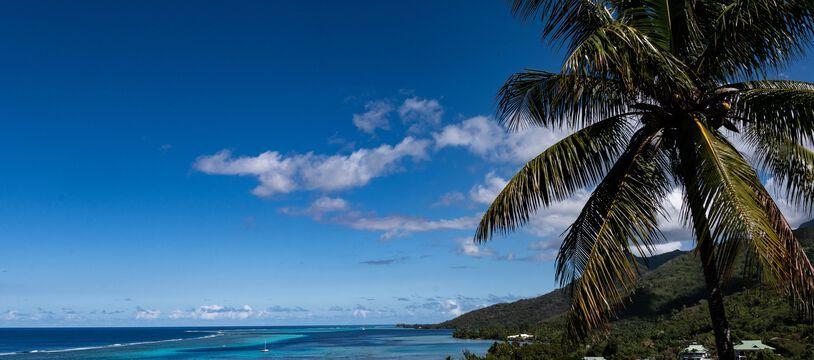 La Polynésie française entame un déconfinement progressif (ici île de Moorea)