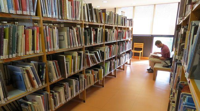 nantes les biblioth ques nantaises d stockent prix cass s. Black Bedroom Furniture Sets. Home Design Ideas