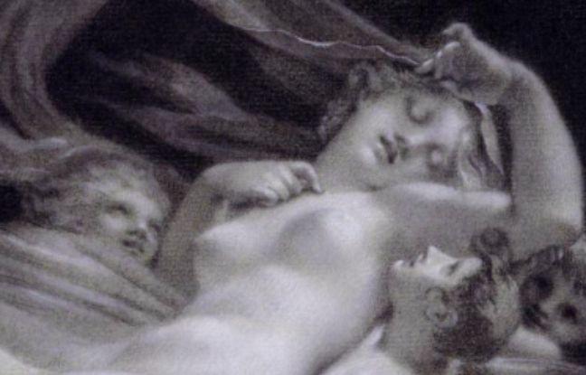 Psyché enlevée par les Zéphyrs, 1808, Prud'hon