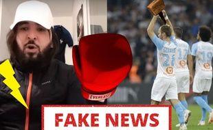 Le Youtubeur Mohamed Henni a l'habitude de casser un écran de télévision après chaque match.