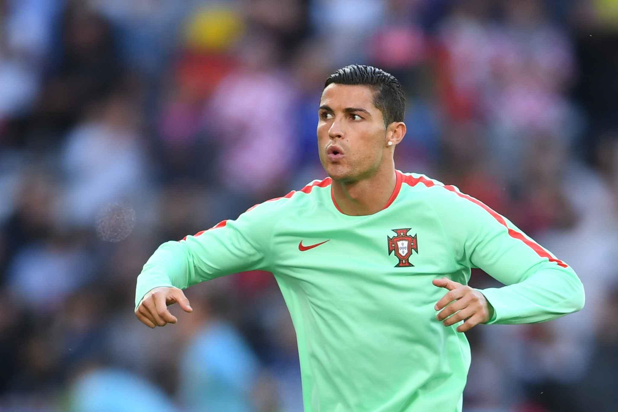 Euro 2016: Le grand Cristiano Ronaldo? Même pas peur, assurent les ...