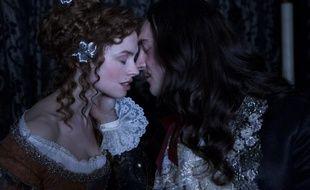 Image extraite de la série «Versailles» de Canal+