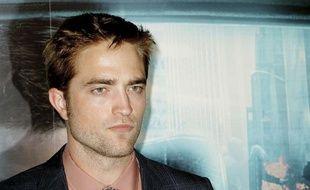 Robert Pattinson le 30 mai 2012 pour la promo de Cosmopolis.