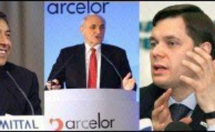La direction du groupe européen de l'acier Arcelor réunissait dimanche ses administrateurs après des jours de discussions intensives avec les patrons de Severstal et de Mittal Steel afin de trancher entre le mariage proposé par le groupe russe et l'offre du géant indien.