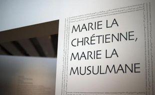 """Texte exposé à l'entrée de l'exposition intitulée """"lieux saints"""" de la Méditerranée, au MuCem à Marseille, le 27 avril 2015"""